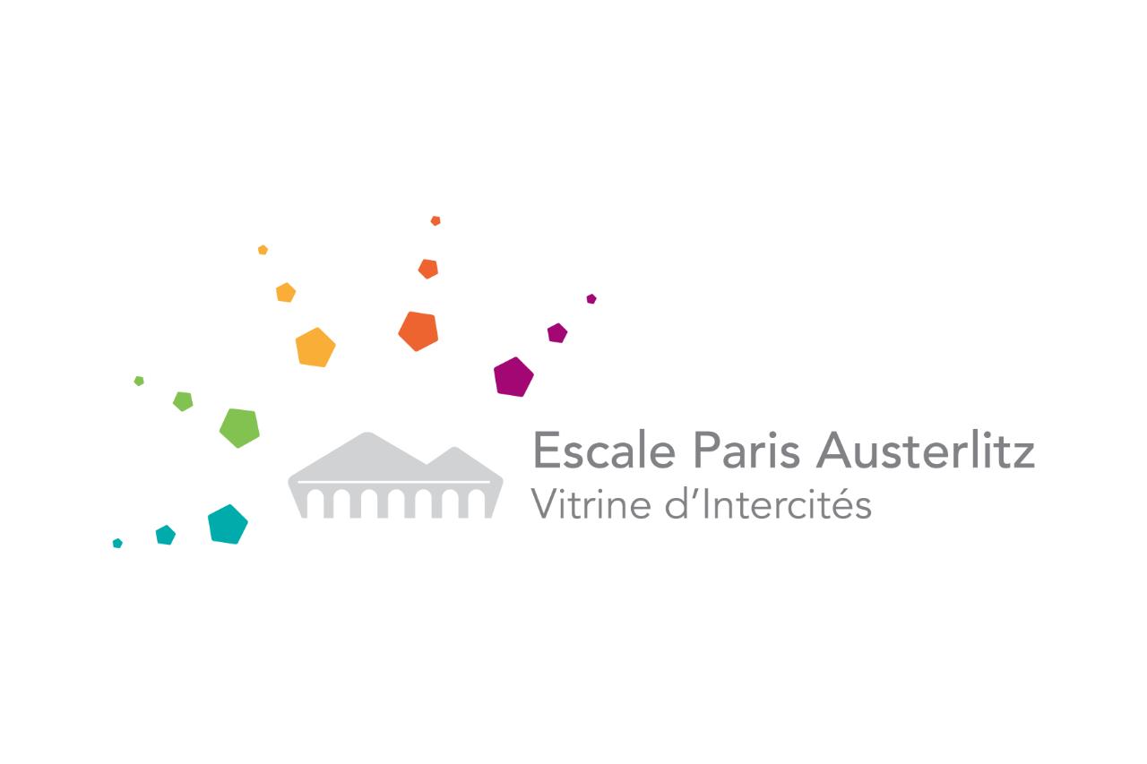 Logo Escale Paris Austerlitz