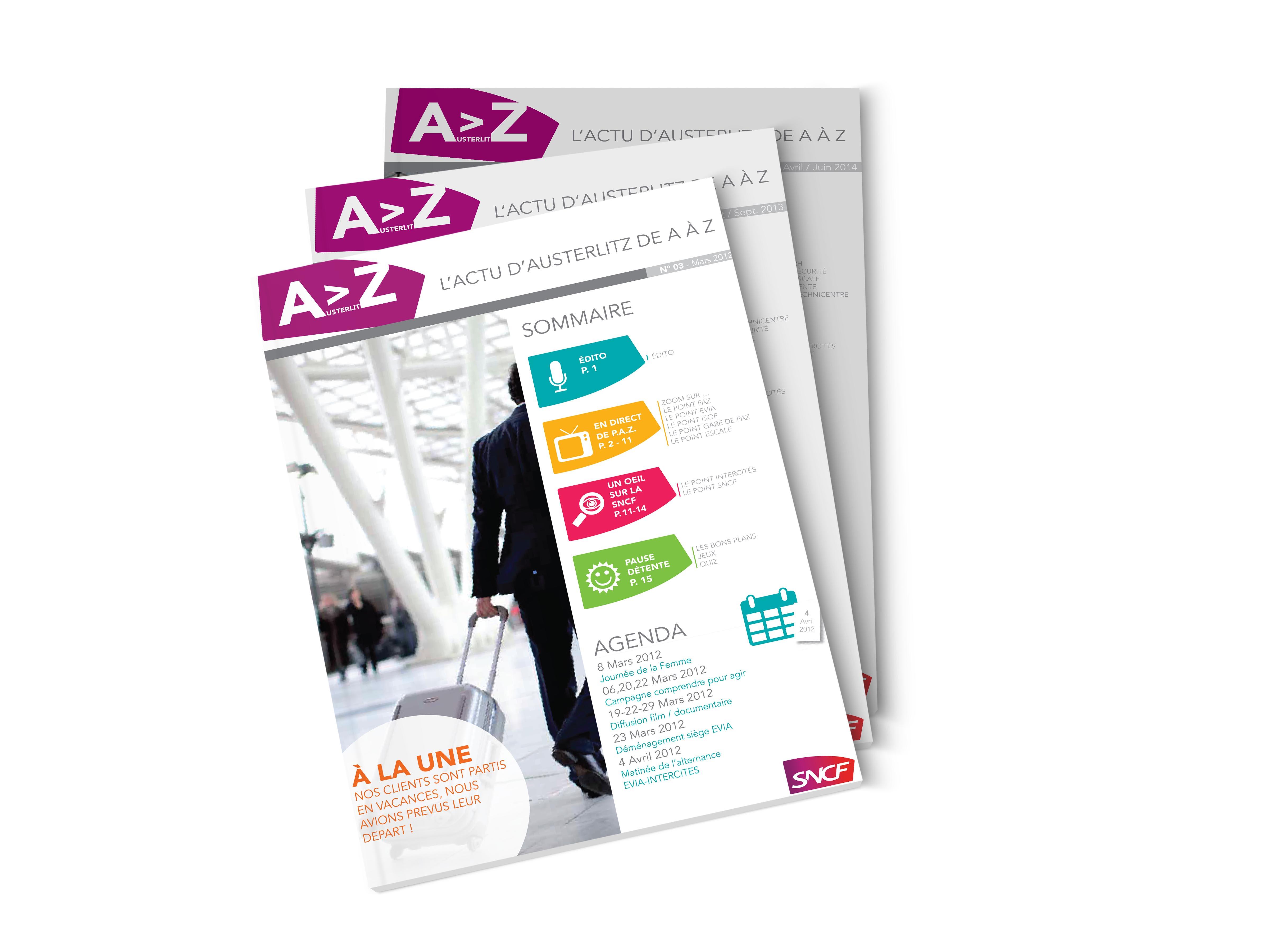 Journal interne SNCF