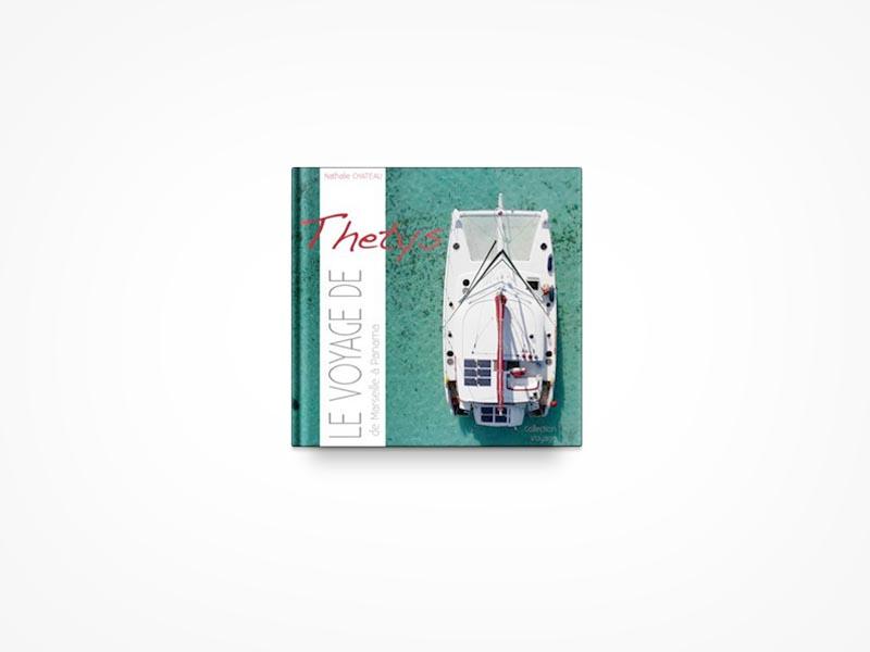 """Livre """"Le voyage de Thetys"""""""